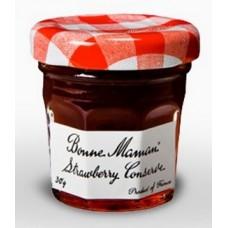 Bonne Maman Strawberry  Jam Jar 30g x 15