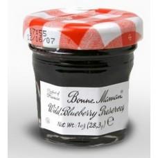 Bonne Maman Wild Blueberry Jam Jar 30g x 15