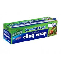 Cast Away Cling Wrap Zip Safe 600m