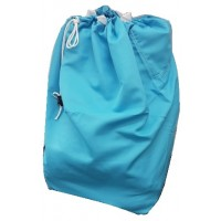 Light Blue Laundry bag