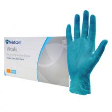 Vinyl Blue Powder Free Glove (Small)