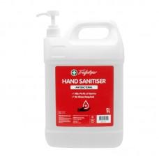Instant Hand Sanitiser Gel Refiller - 5 Litre