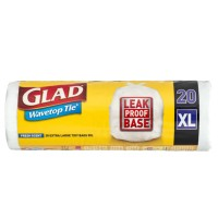 Glad Garbage Bag 50L x 20