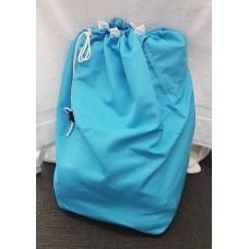 Light Blue Laundry bag