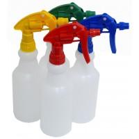 Plastic Spray Bottle 500ml - Blue