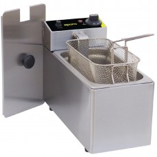 Single Pan Bench Top Fryer 3L
