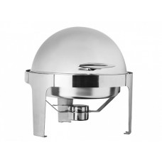 Deluxe Round Roll-Top Chafer
