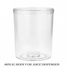 Drink Dispenser Acrylic Body