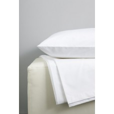Actil 50/50 Poly Cotton Queen Flat Sheet - SPECIAL