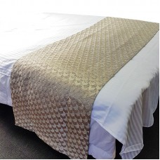 Champagne - Bed Runner SB/KSB