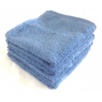 Bay Blue Towels
