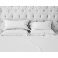 50/50 Poly Cotton Percale King Set + 2 EXTRA FREE Pillowcases