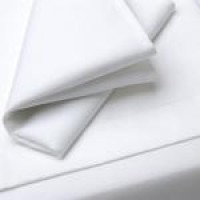 White Linen Momie Napkins-SPECIAL