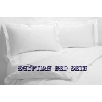 Egyptian Single Set - Get 1 EXTRA FREE Pillowcase