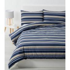 Brighton Blue KB Duvet Cover Set