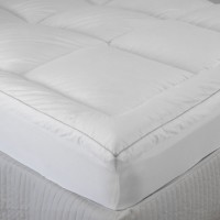 King Microfiber Mattress Topper 1500GSM