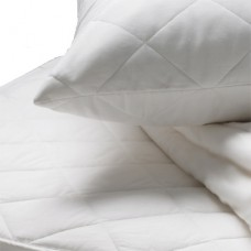 Cotton Quilted Pillow Protector
