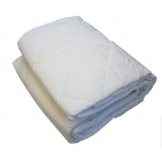 Single Bed Protector with Corner Straps
