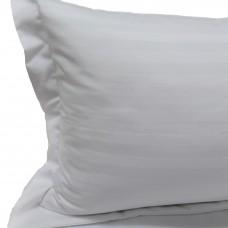 Sateen Stripe Tailored Euro Pillowcase