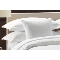 Sateen Stripe 10mm Pillowcase