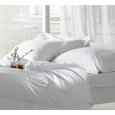 Double Bed Percale Fitted Sheet 175gsm