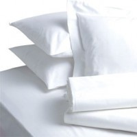 King Pillowcases 50/50 Percale 175 gsm