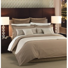 Sahara Queen Bed Tailored Duvet Cover Set