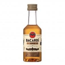 Bacardi Carta Gold 50ml x 10