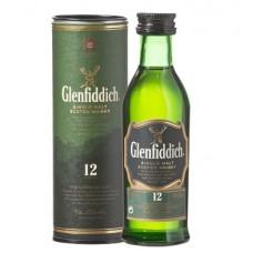 Glenfiddich 50ml x 12