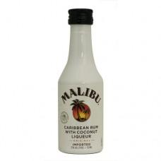 Malibu Rum 50ml x 12
