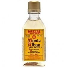Monte Alban Mezcal Tequila 50ml x 12