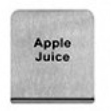 APPLE JUICE - BUFFET SIGN