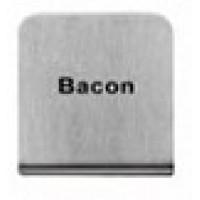BACON - BUFFET SIGN