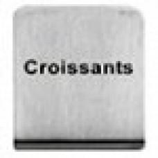 CROISSANTS - BUFFET SIGN