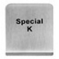 SPECIAL K - BUFFET SIGN