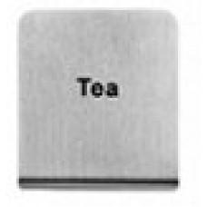 TEA - BUFFET SIGN
