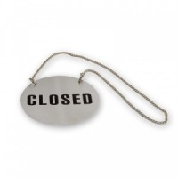 Open & Close sign - BUFFET SIGN