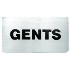 Gents Sign