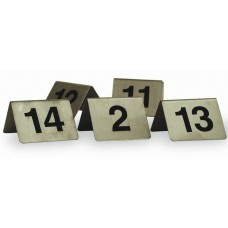 Table Numbers 1 - 10