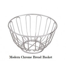 Chrome Bread Basket