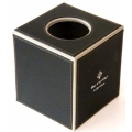 Prestige Leather Square Tissue Box