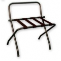 Black Luggage Rack