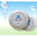 Alvdo pleat wrapped soap x 400