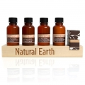 Natural Earth Wooden Stand