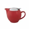 Tealeaves Teapot - Rosso