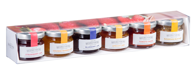 Portioned Jams Sauces