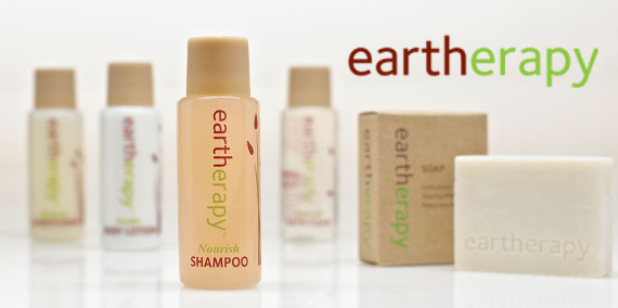 Eatherapy Organic Biodegradable Hotel Guest Amenities Product Range